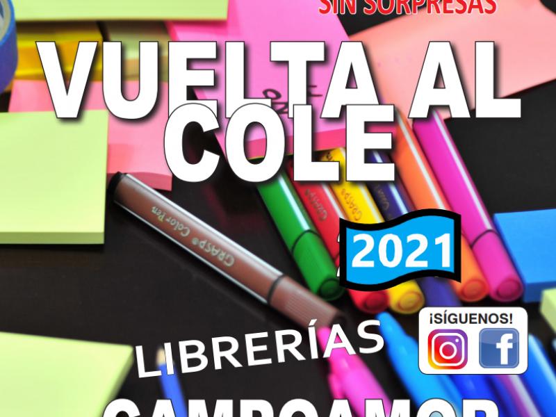 PRECIOS ESPECIALES Vuelta Al Cole 2021