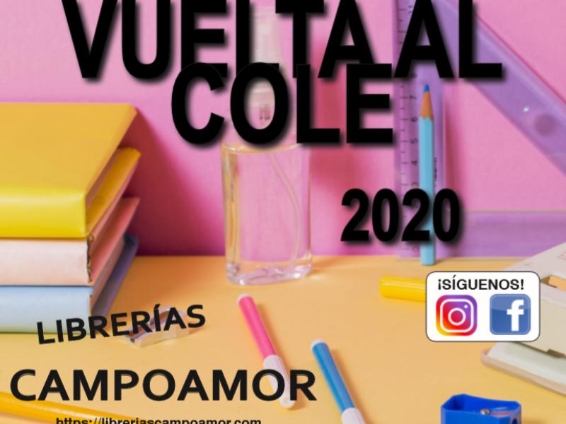 PRECIOS ESPECIALES Vuelta Al Cole 2020