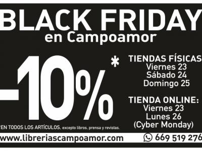 Finde Negro en Campoamor