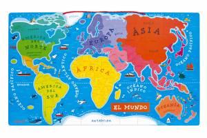 puzle-magnetico-atlas-mundial-en-espanol-92-piezas-madera 3