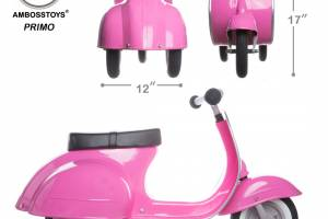Ambosstoys__PRIMO__Classic__Ride_on__PINK__ (4)