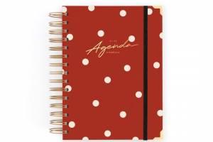 agenda-diaria-21-22-carmin-mediana-chubby