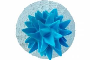 Piña Colada Lamp_Pastel_glacierblue_top_unlit_hi_res