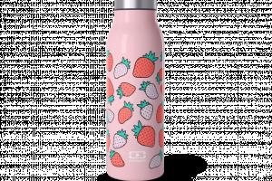 mb genius-smart bottle-face-strawberry