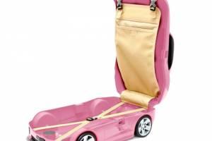 maleta-infantil-chevrolet-camaro-rosa 3
