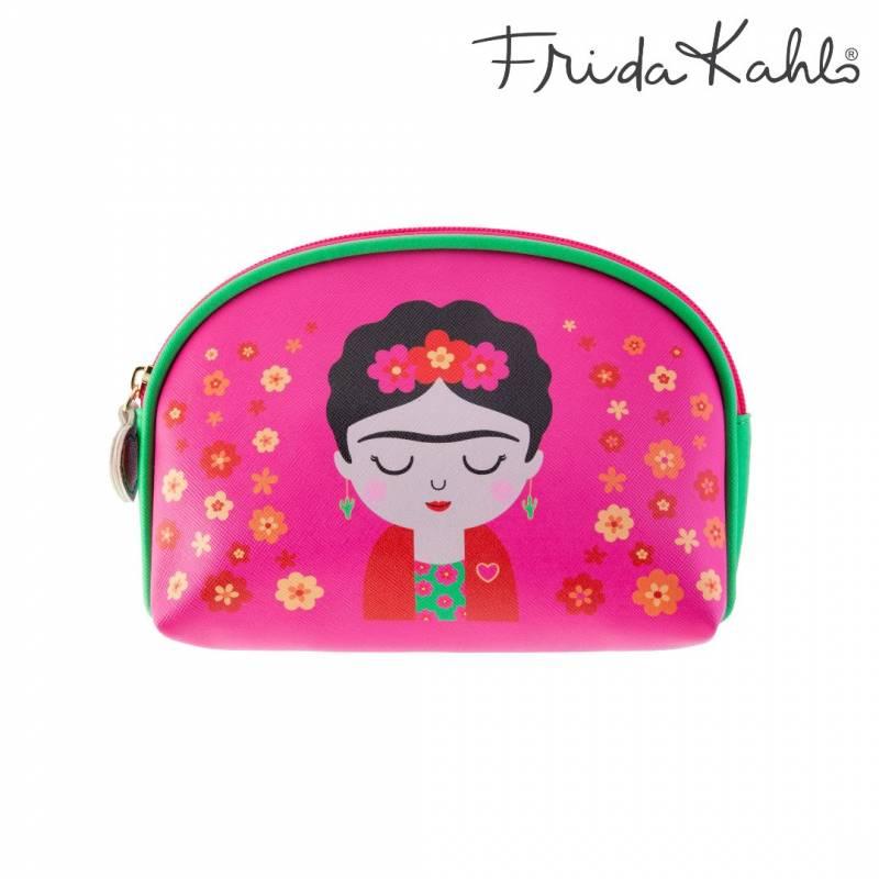 FRAN092_Frida_CosmeticBag_Logo