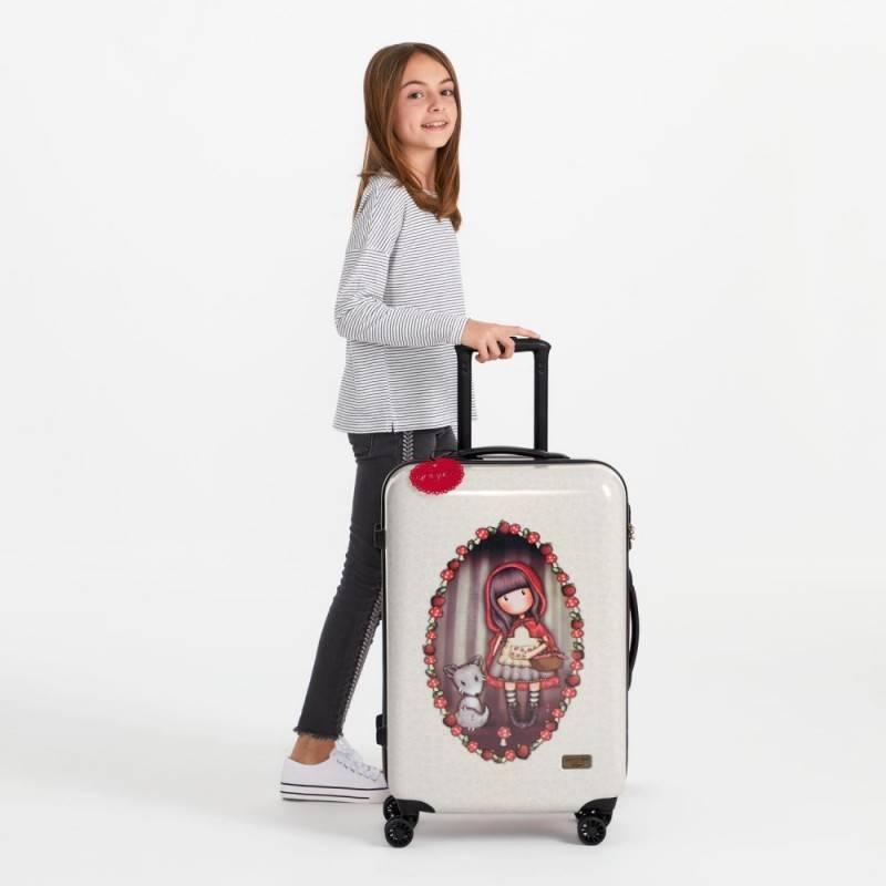maleta-mediana-gorjuss-little-red-riding-hood 2