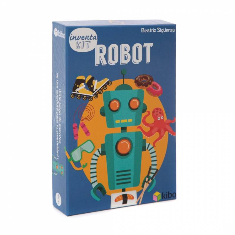 Robot-InventaKIT-Caja