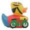 Pato de Goma - Ciclista