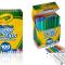 Rotuladores Super Punta - Super Tips Crayola - Estuche 100 Unidades