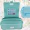 Portatodo Triple Office Box - Blush Pastel Verde
