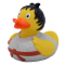 Pato de Goma - Troglodita Chico