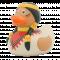 Pato de Goma - Indio