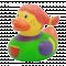Pato de Goma - Pippi