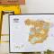 Mapa Rascable - España- DISCOVER