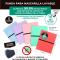 Funda Para Mascarilla Senfort - Verde Para Mascarilla Lavable