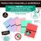 Funda Para Mascarilla Senfort - Rosa Para Mascarilla Quirúrgica