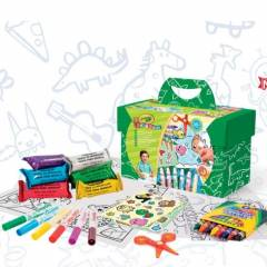 Set Colorea y Moldea Mini Kids