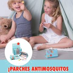 Parches Antimosquitos