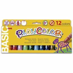 Témpera Sólida Playcolor