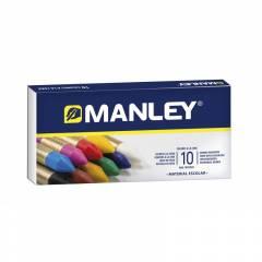Ceras de Colores Manley