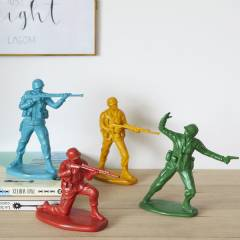 Figuras Decorativas Platoon Soldaditos
