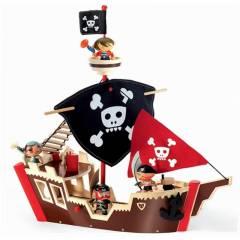 Barco Pirata Arty Toys