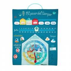 Calendario Infantil Lilliputiens