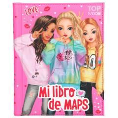 Libro TOPModel Mis Mejores Amigas