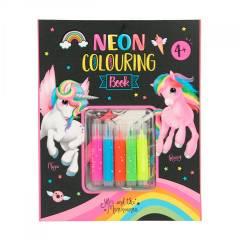 Cuaderno de Colorear Ylvi & The Minimoomis