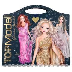 Cuaderno Especial TOPModel Glamour