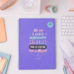 Libreta Grande Mr. Wonderful - A4 80 Hojas