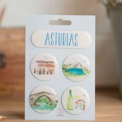 Lo que me enamora de Asturias