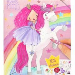 Cuaderno para Colorear My Style Princess