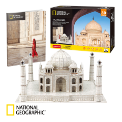 Puzzle 3D National Geographic