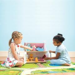 Casita de Muñecas Le Toy Van - Lilly Amueblada