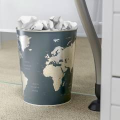 Papelera Globe