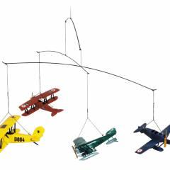 Móvil Decorativo Aviones