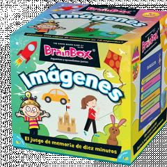 Juego de Memoria Brainbox