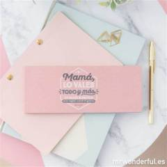 Vales Mr.Wonderful - Especial MADRES
