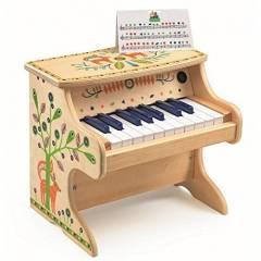 Piano Electrónico de 18 Teclas