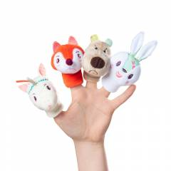 Marionetas de Dedo Lilliputiens