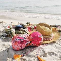 Cojín De Playa Cacahuete Beach