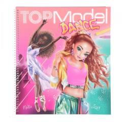 Cuaderno para Colorear TOPModel