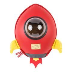Mochila Cohete Rojo