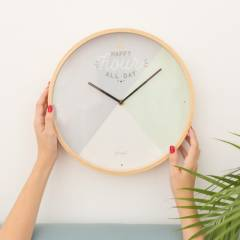 Reloj de Pared Happy Hour All Day