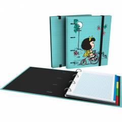 Carpebook A4 Mafalda
