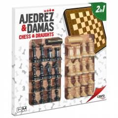 Ajedrez-Damas