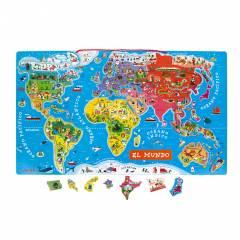 Mapa Magnético Janod
