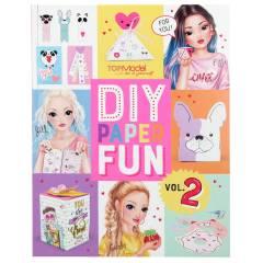 DIY Paper Fun Book